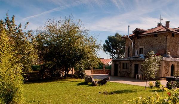 Casa Rosalia vista exterior