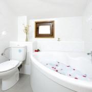 bañera hidromasaje esquina